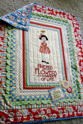 Jenny Garland Quilting